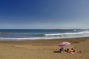 amadores beach club mogán las palmas spanien