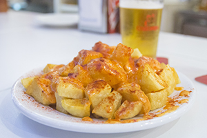 Papas Bravas at Campechano