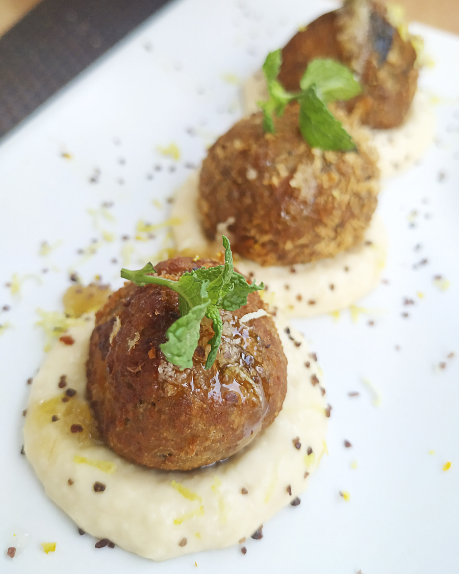 COCO Food croquettes