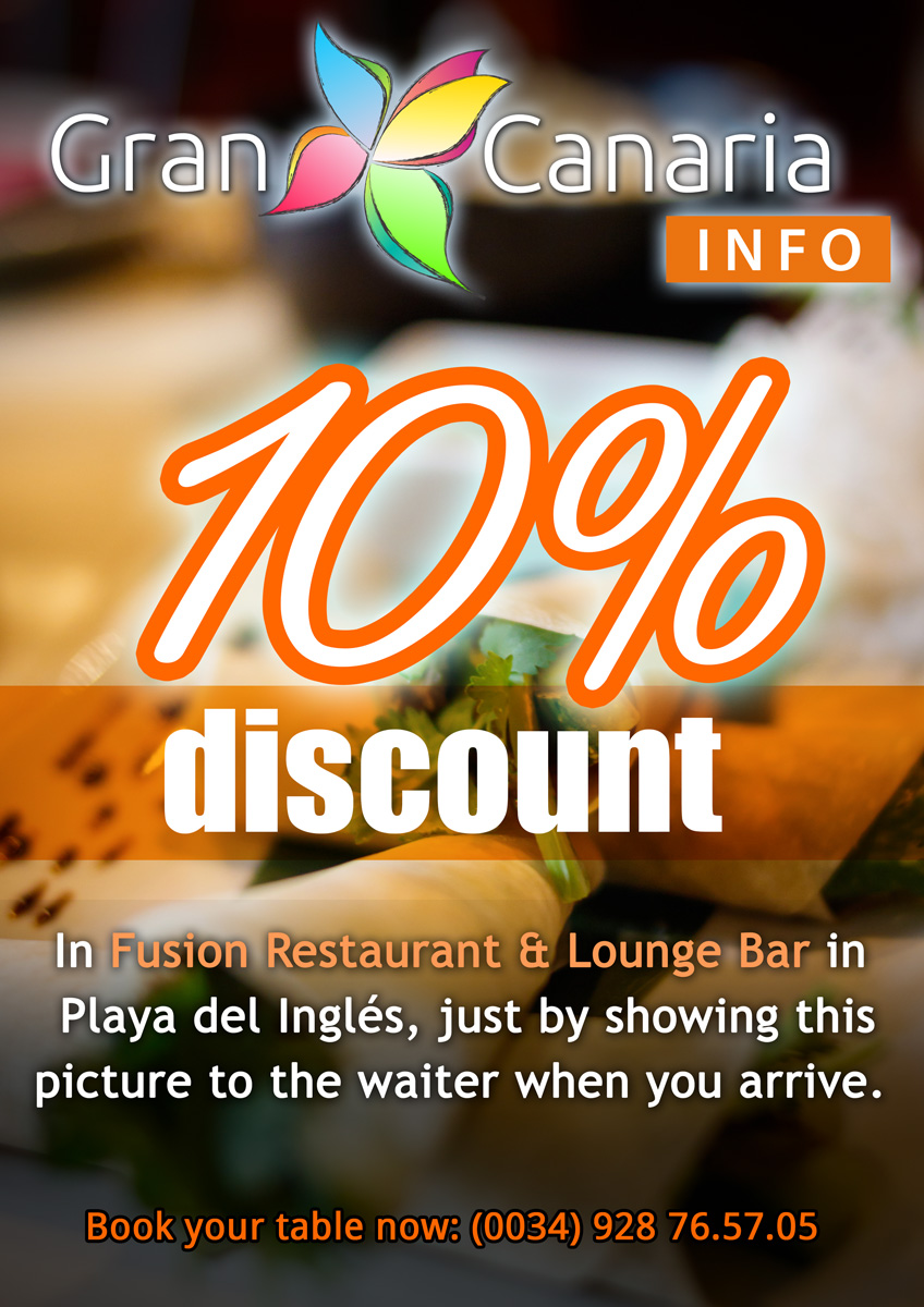 fusion restaurant lounge bar 10 percent