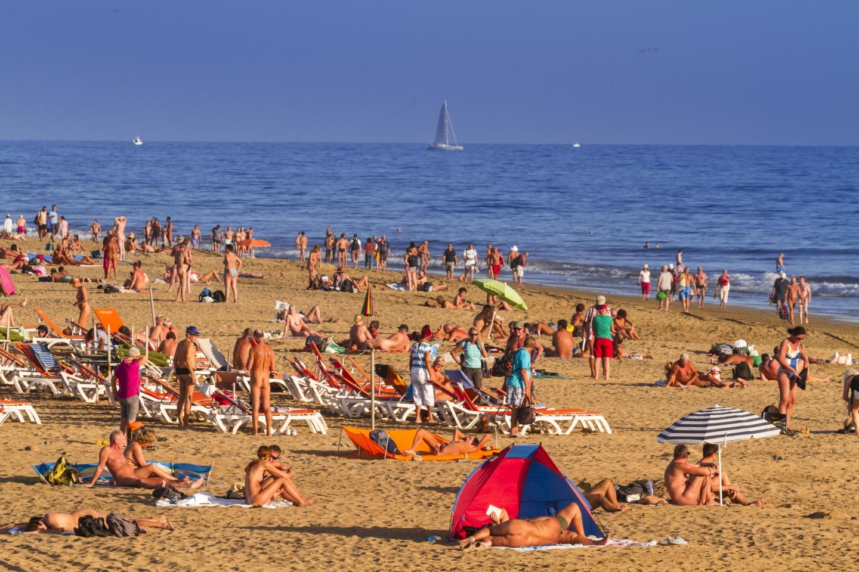 Nudiststrand Grand Canaria