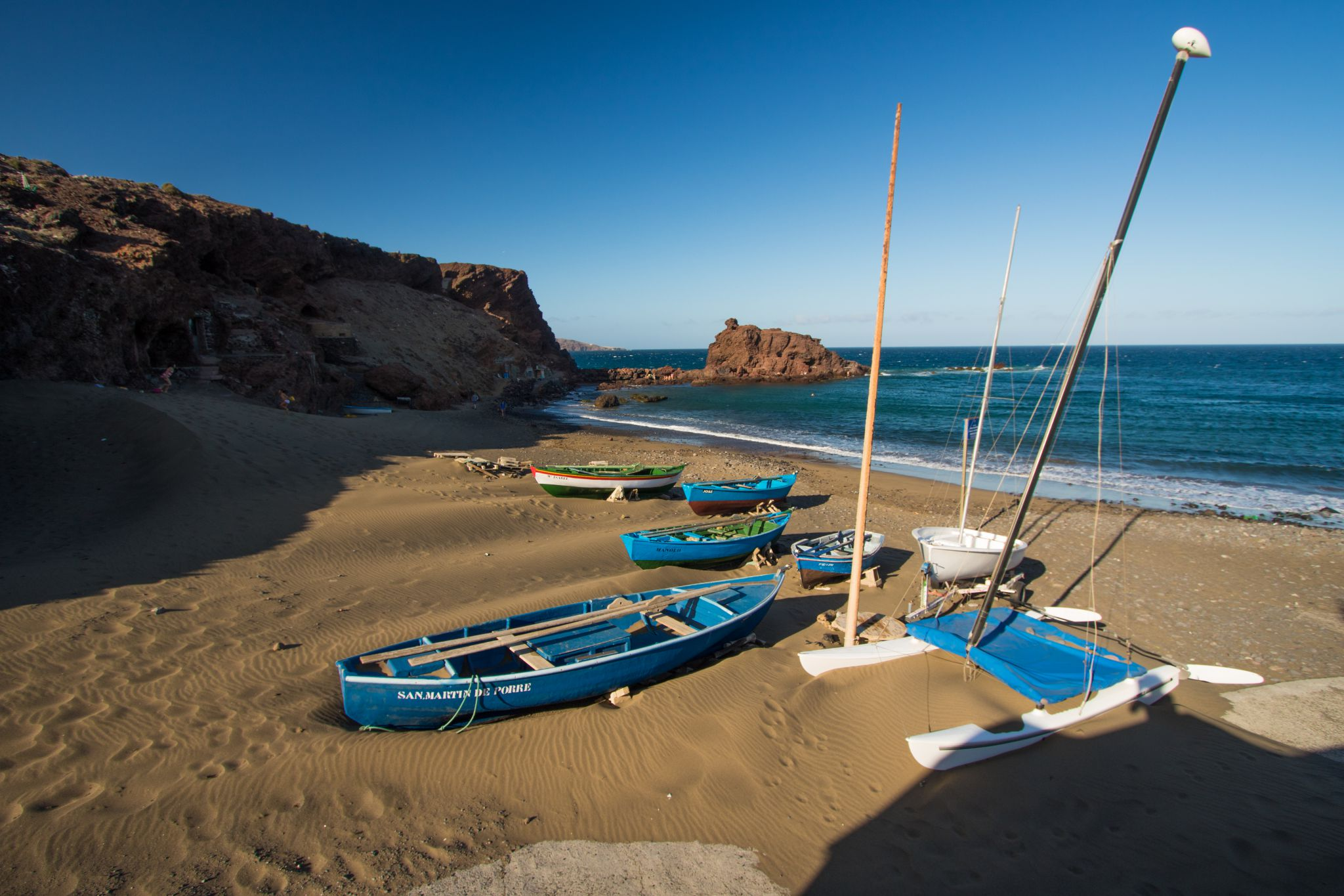 Playa Burrero in east Gran Canaria now has a Blue Flag