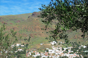 Temisas village in south east Gran Canaria
