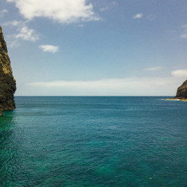 Juncal beach / bay_1