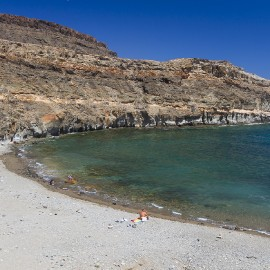 Gran Canaria's Best Nudist Beaches: Medio Almud