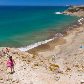Gran Canaria's Best Nudist Beaches: Montaña de Arena