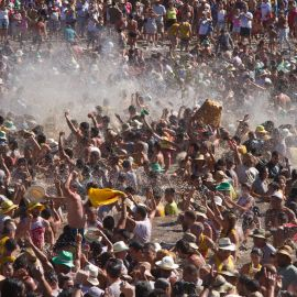 Fiesta del Charco La Aldea 2011-003