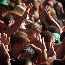 Fiesta del Charco La Aldea 2011-009