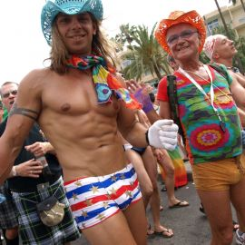 Gay Parade Maspalomas 2009