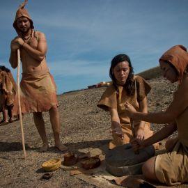 Winter solstice the Aborigenes way - Gáldar