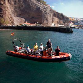 Boat trip North West coast