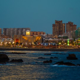 The moon over Gran Canaria_11