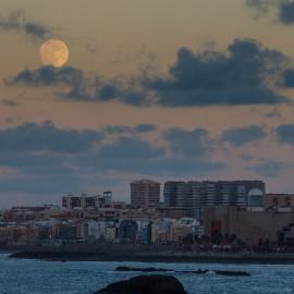 The moon over Gran Canaria_13