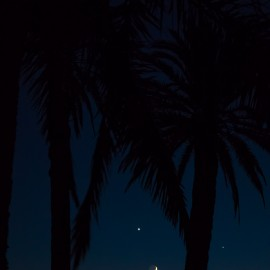 The moon over Gran Canaria_18