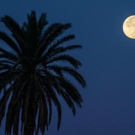 The moon over Gran Canaria_25