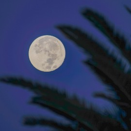 The moon over Gran Canaria_26