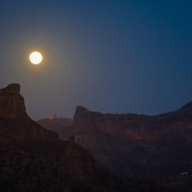 The moon over Gran Canaria_32