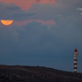 The moon over Gran Canaria_35