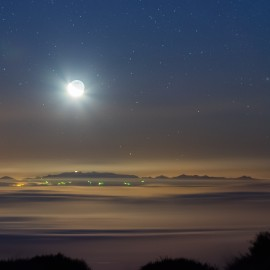 The moon over Gran Canaria_39