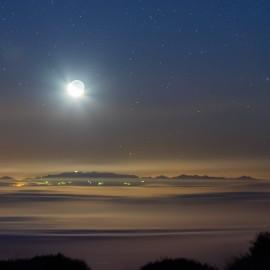 The moon over Gran Canaria_39