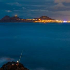 The moon over Gran Canaria_6