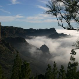 Around the Roque Nublo