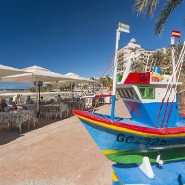 Arguineguin Town & Coast: La Lajilla