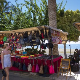 Arguineguin Town & Coast: Tuesday market
