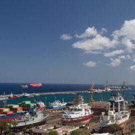 Harbour - Puerto de la Luz