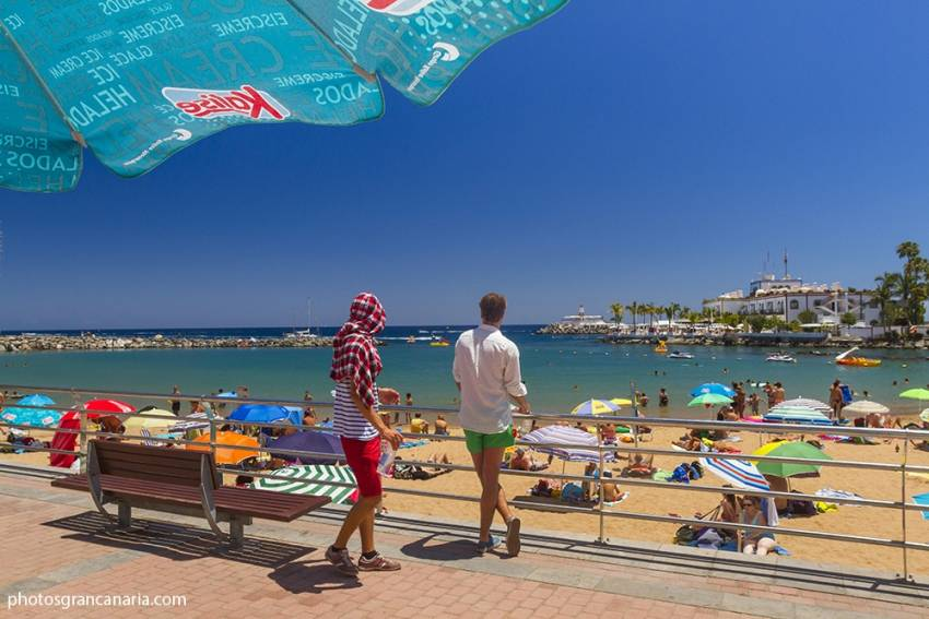 Tourism is Gran Canaria's economic engine