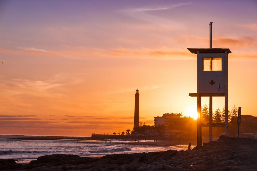 Maspalomas Beach: Gran Canaria's Biggest And Most Famous Beach