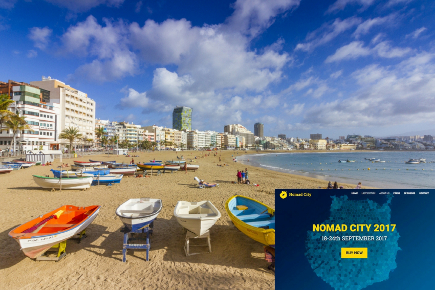 Nomad City 2017: Europe's leading remote working event