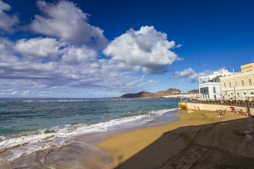 Gran Canaria weather forecast: A mix of clouds, showers and sunshine