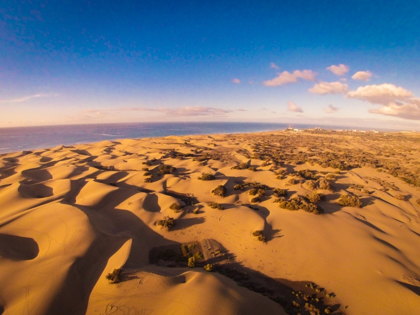 Are The Maspalomas Dunes Really Disappearing?