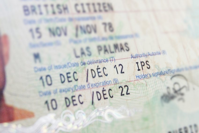 Tip Of The Day: Passport & Visa Requirements For Gran Canaria