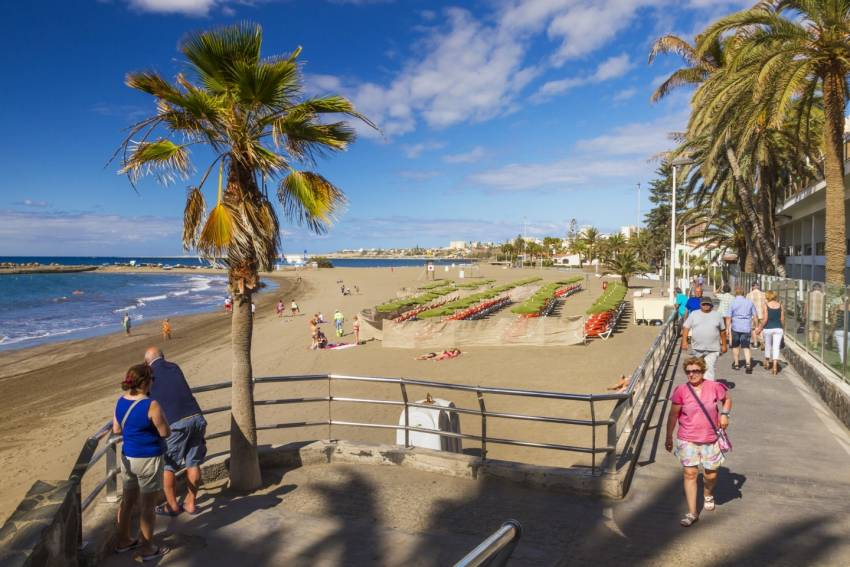 Gran Canaria weather in January