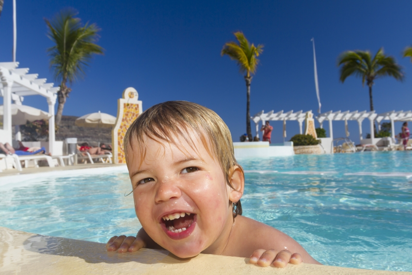 Ten great tips for a happy family holiday in Gran Canaria