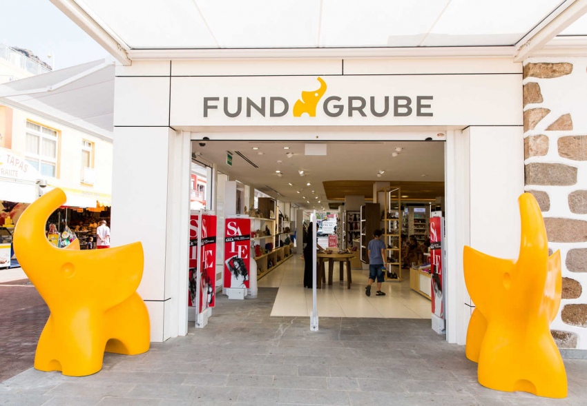 Gran Canaria Shopping: Start at Fundgrube for quality and prices