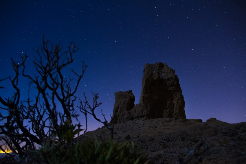Tonights Perseids could be spectacular from Gran Canaria