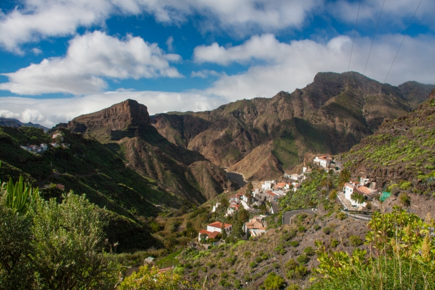 Carrizal de Tejeda: One of Gran Canaria's prettiest and most remote hamlets