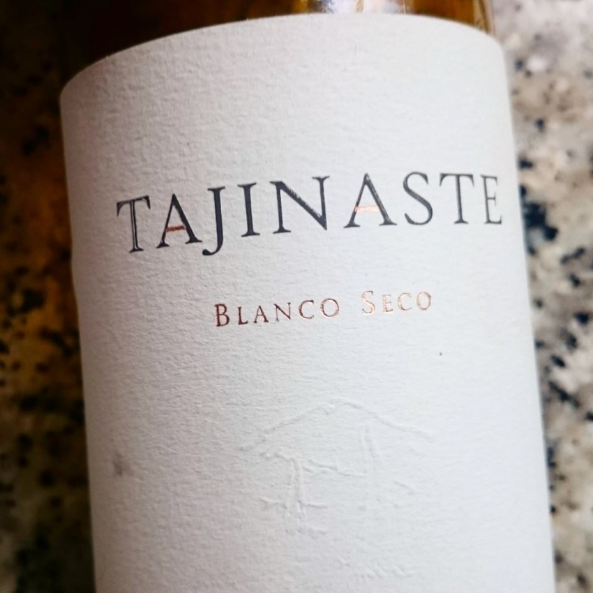 Tenerife's superb Tajinaste white wine