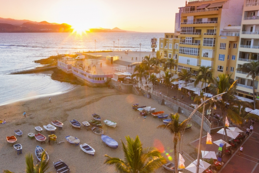 Tip Of The Day: Check Las Palmas For Gran Canaria Hotel Bargains