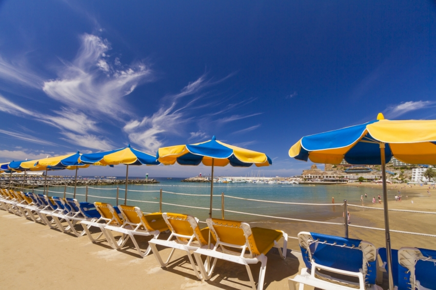 Gran Canaria island  is a safe holiday destination