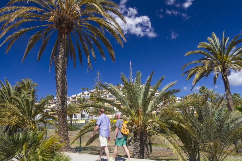 Gran Canaria set for Spring weather at the start of April
