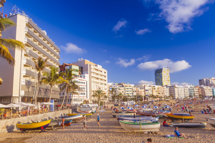 How to visit Gran canaria's capital Las Palmas in one day