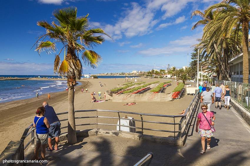 LAs Burras: One of South Gran Canaria's most underrated sandy beaches