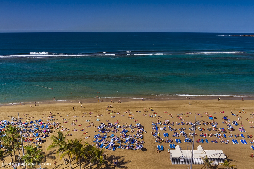Sunny all week in Gran Canaria this week