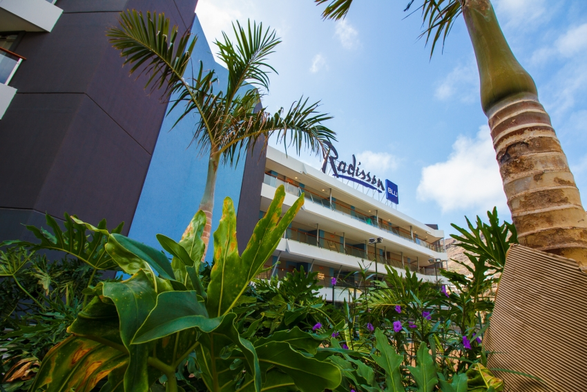 The new Radisson Hotel in Puerto Mogan opens in December 2016