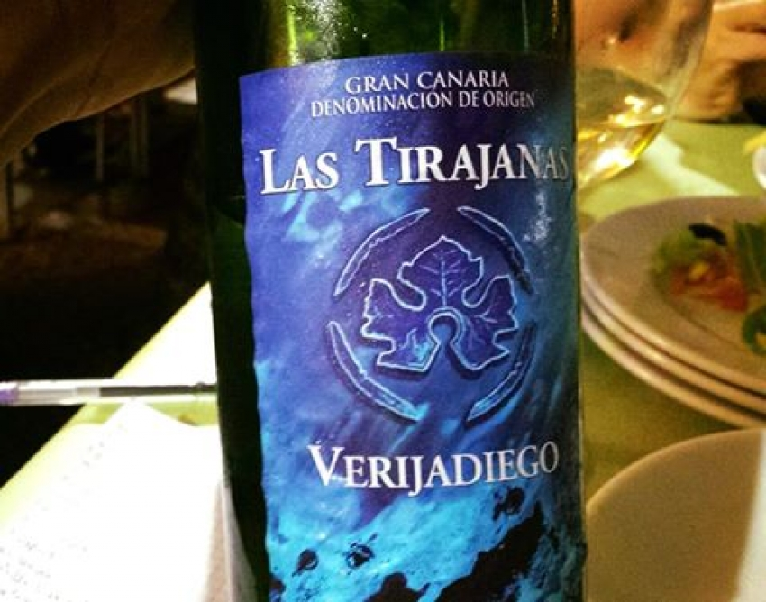The excellent Las Tirajanas verijadiego varietal