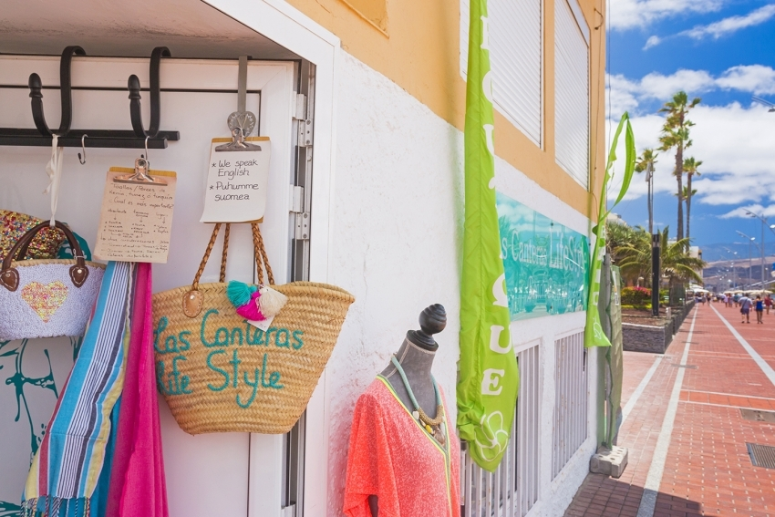 There Are Gran Canaria Souvenirs, Then There's Las Canteras Lifestyle